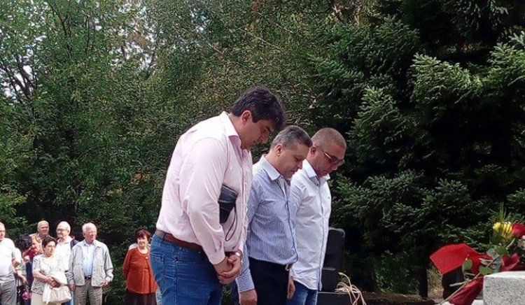 Социалистите от Благоевград си пожелаха достоен и справедлив живот на 9-ти септември