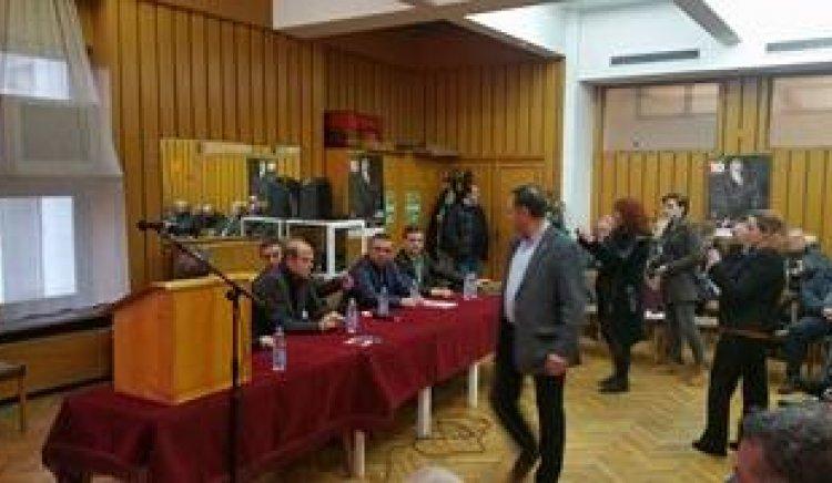 Тома Томов в Благоевград: България е на погрешен курс и той трябва да бъде сменен. Това е решителна битка