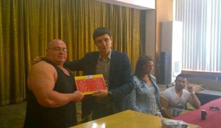 "Млади социалисти с инициатива ""Успелите от Гоце Делчев"""