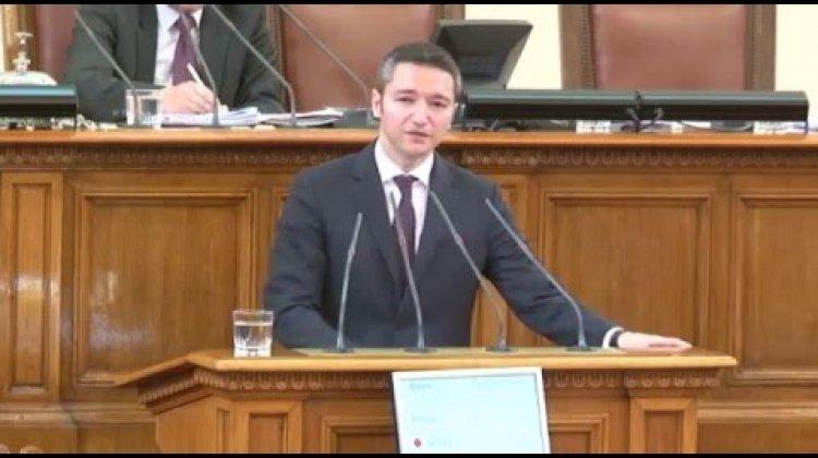 Г-н Митов, как подкрепяте българската кандидатура за Генерален секретар на ООН?